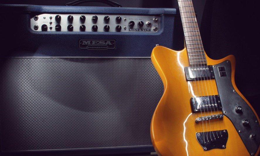 ギター アンプ