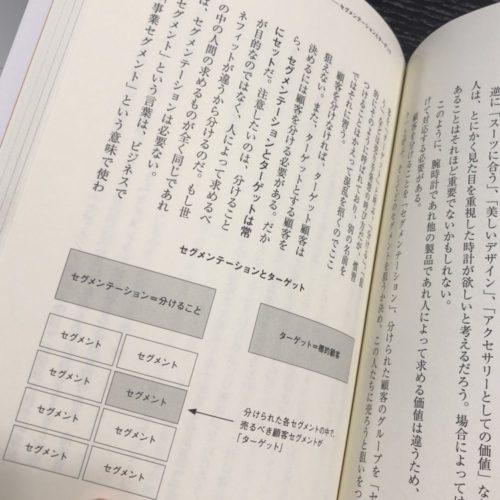 表で解説している部分も多いので、小難しい文章で読みにくい印象もなく、パッと見てイメージのつきやすい内容になっている