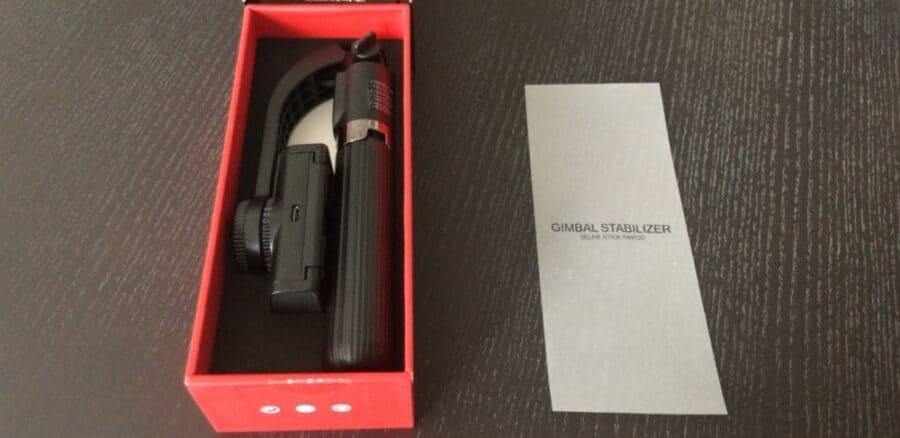 GIMBAL STABILIZER L083